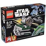 LEGO Star Wars 75168 - Yoda's Jedi Starfighter