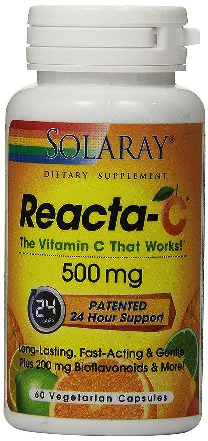 REACTA C 500MG 60CAP