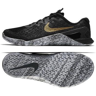 Nike METCON 3 METALLIC W Noir nFbHqG