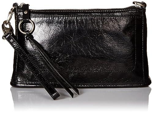 a35cdfb3f3be Hobo Women s Vintage Cadence Convertible Crossbody Bag (Black ...