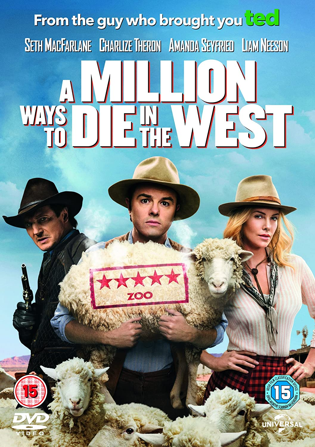 a million ways to die in the west download 720p