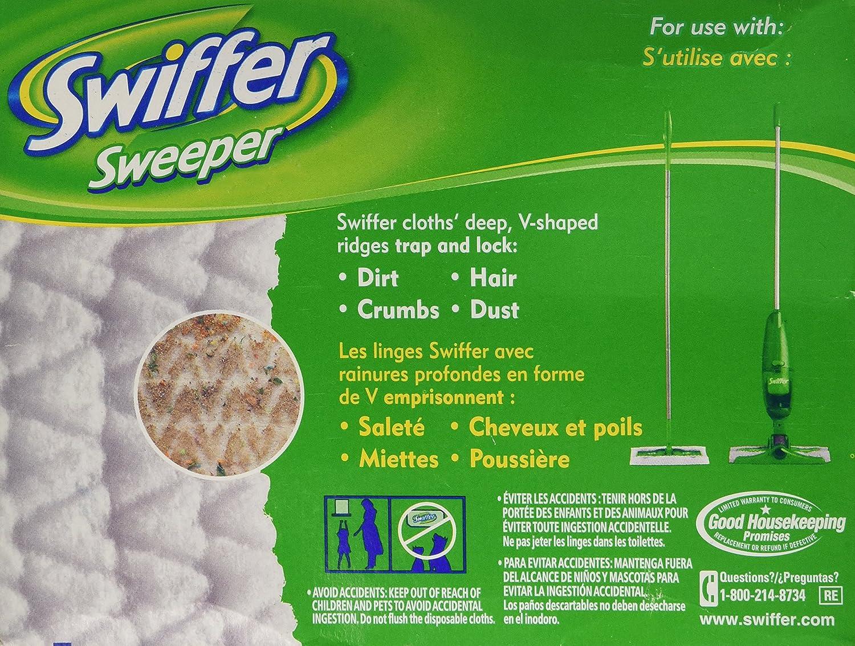 Swiffer Sweeper Recharges Bo/îte De 16 New