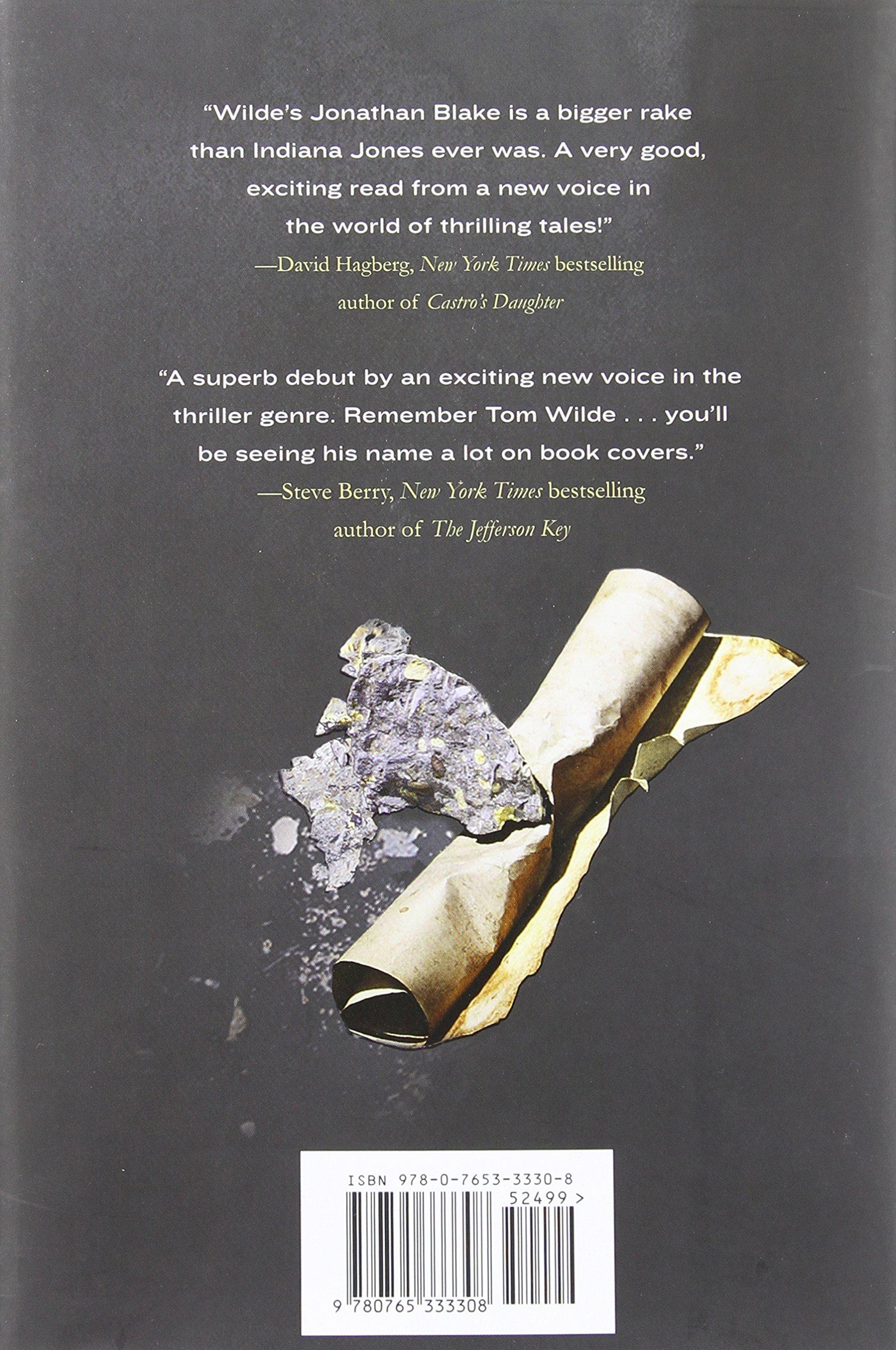 2e5a7a8ba8089 Amazon.com  The Blood of Alexander  A Novel (9780765333308)  Tom Wilde   Books