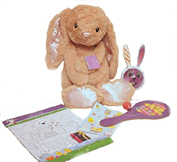 Amazon.com: Easter Bunny Basket and Toys for Girls and Boys ...