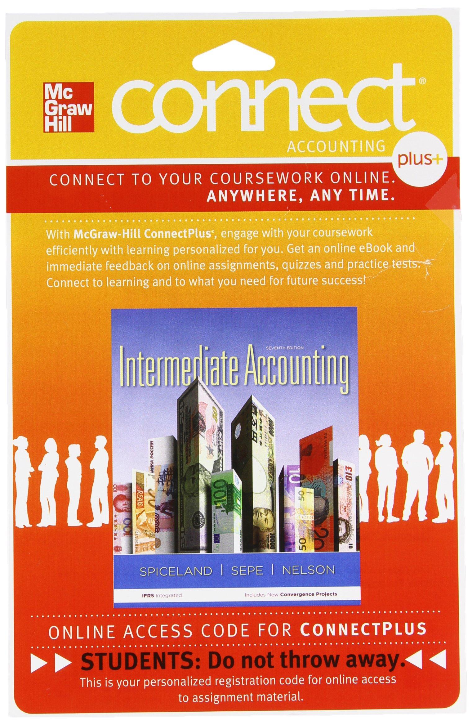 Intermediate acct access spiceland 9780077446475 amazon books fandeluxe Gallery
