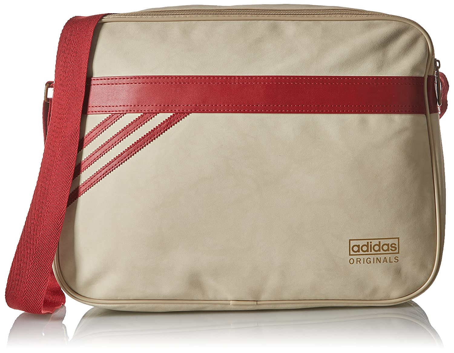 96b3f0d601c65 adidas Airliner Suede Bag