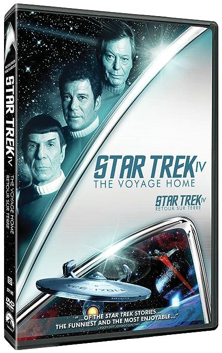 Top 4 Star Trek The Voyage Home
