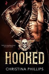 Hooked (Viking Bastards MC Book 1)
