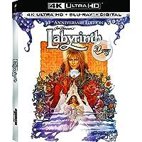 Labyrinth 30th Anniversary Edition 4K Ultra HD Blu-ray Deals