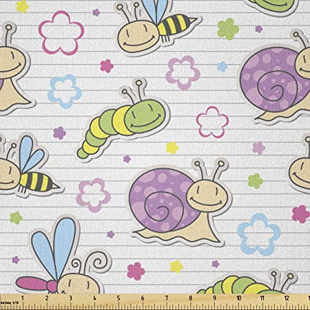 Snails and Bees Dragonfly