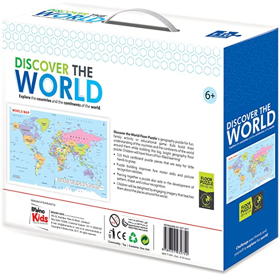 Buy braino kids giant discover the world online at low prices in buy braino kids giant discover the world online at low prices in india amazon gumiabroncs Image collections