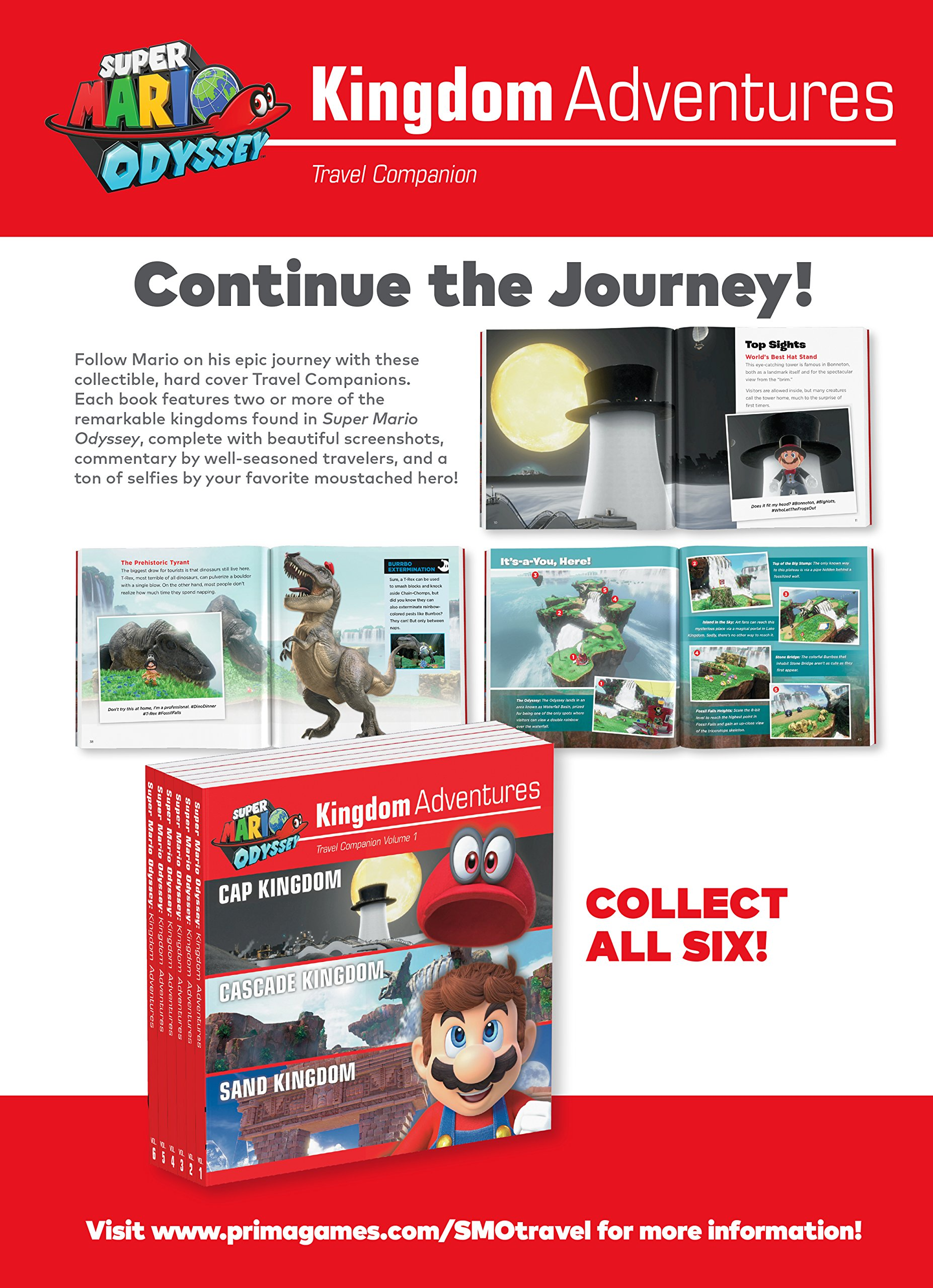 Super Mario Odyssey: Kingdom Adventures, Vol. 1 Idioma Inglés: Amazon.es: Walsh, Doug, Walsh, Doug: Libros en idiomas extranjeros