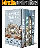 Paige MacKenzie Mysteries - Box Set 1-4