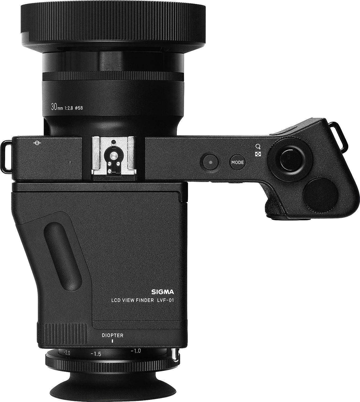 Sigma Kit Kompakt Digital Dp2 Quattro Sucher Lcd Kamera