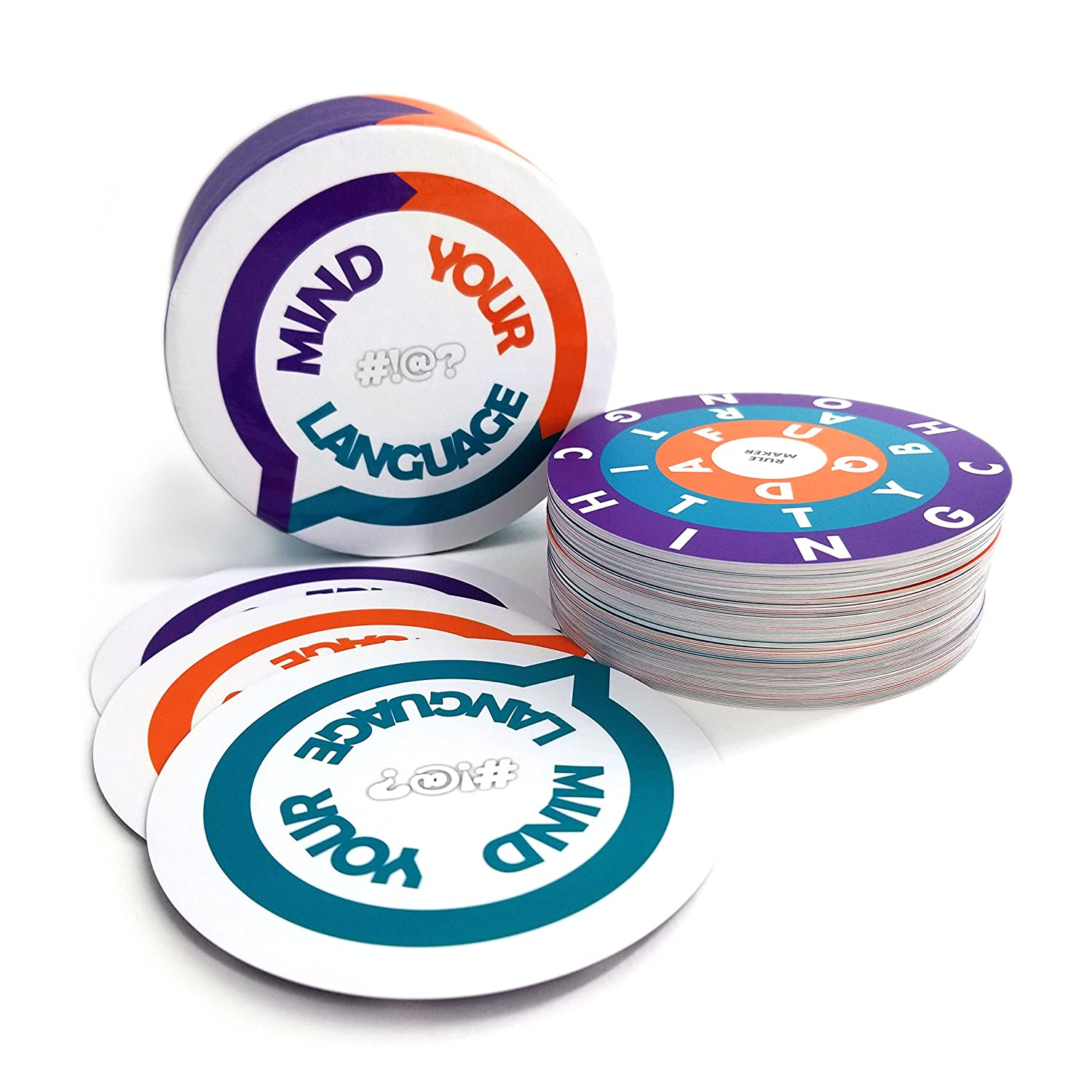 A Fun Party Drinking Game for Adults Mind Your Language Games Mind Your Language
