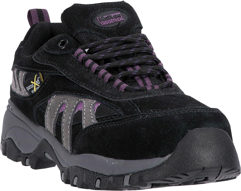McRae Industrial Women's Poron XRD Met Guard Hiker Boot Composite Toe