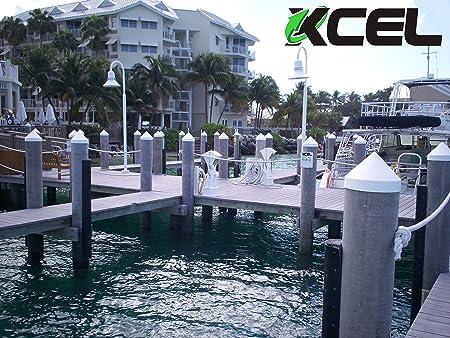Amazon.com: Xcel - Tapones para postes de polietileno ...