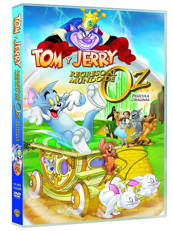 Amazon.com: Tom Y Jerry : Regreso Al Mundo De Oz - Tom And Jerry Back To Oz [Non-usa Format: Pal -Import- Spain ]: Movies & TV