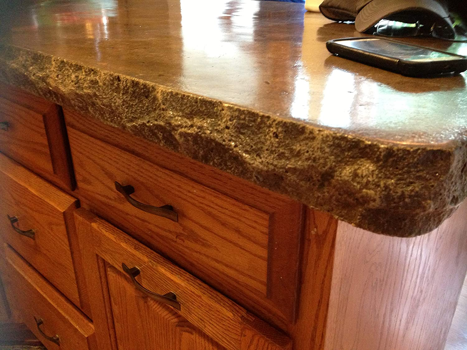 Concrete Countertop Edge Form Standard Split Stone Amazon Com