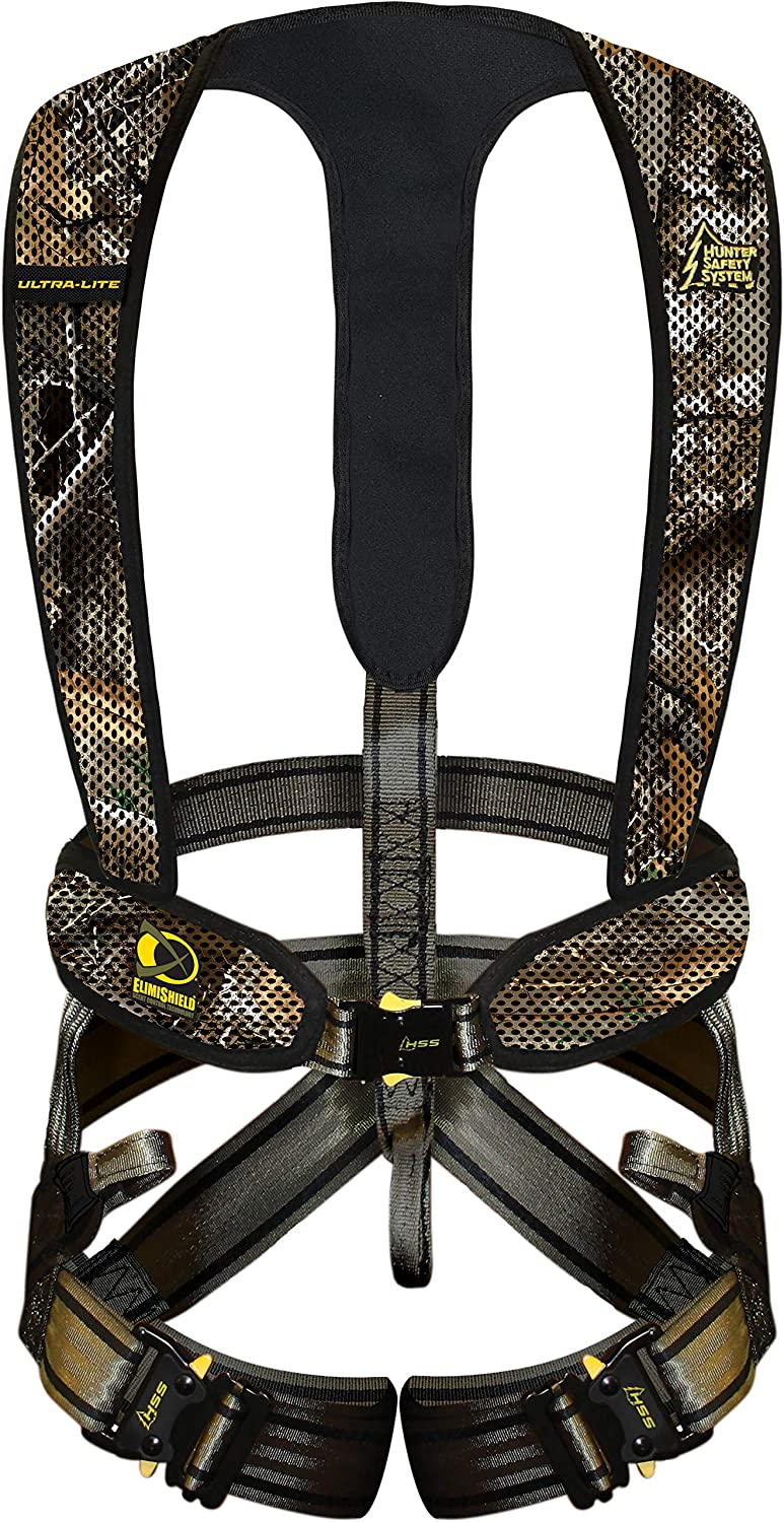 Hunter Safety System Ultra-Lite Tree Stand Safety Harness, Realtree : Sports & Outdoors