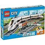 LEGO City Trains 60051 - Treno Passeggeri Alta Velocità