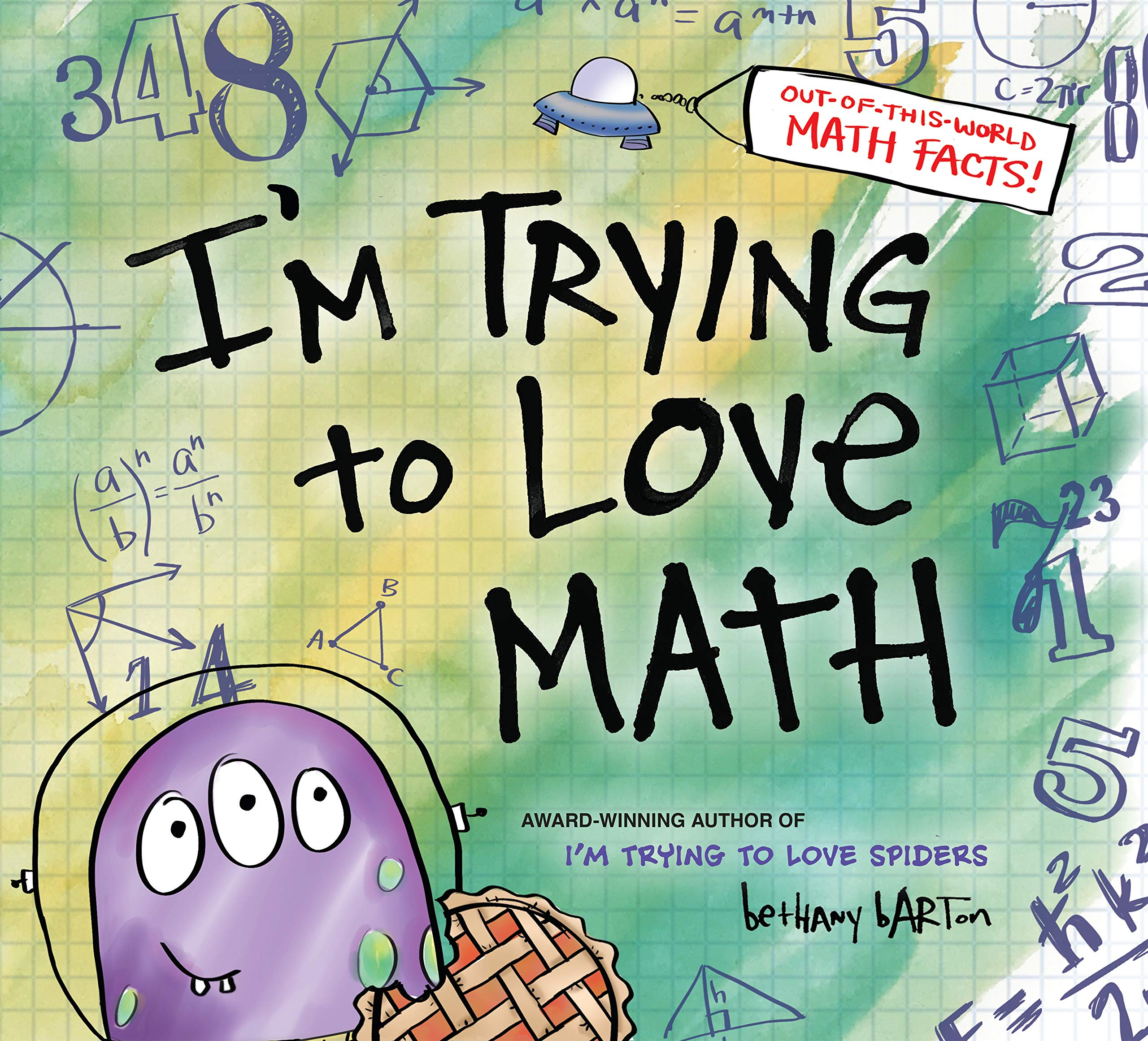 Image result for im trying to love math amazon