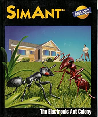 Amazon com: Sim Ant The Electronic Ant Colony: Michael
