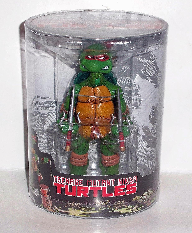 Neca - Figura de acción Tortugas ninja: Amazon.es: Juguetes ...