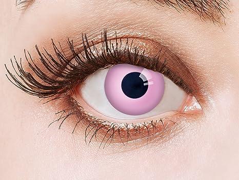 Couleur des lentilles de contact Pink Panther de aricona – années couvrant  la lentille à terme 27f6b61d0784
