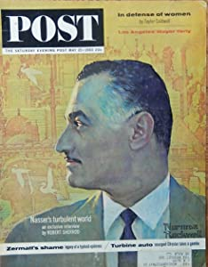 Norman Rockwell, 60's Saturday Evening Post magazine cover art, original 1963 Post Magazine Cover Art