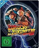 Zurück in die Zukunft III (Steelbook) [Blu-ray]