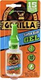 Gorilla Super Glue Gel, 15 g