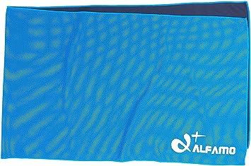 Amazon.com: Alfamo - Toalla de refrigeración para deportes ...