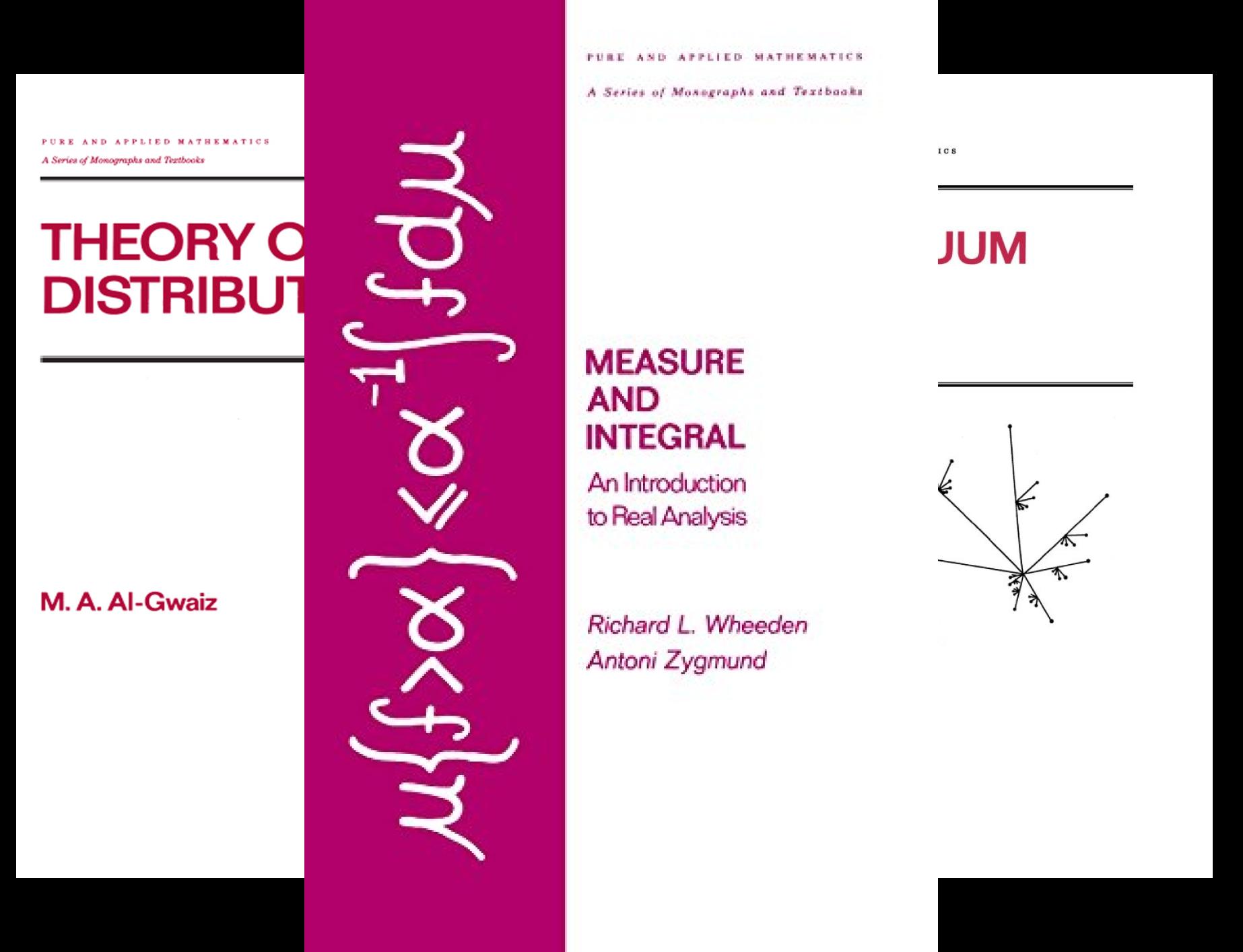 Chapman & Hall/CRC Pure and Applied Mathematics