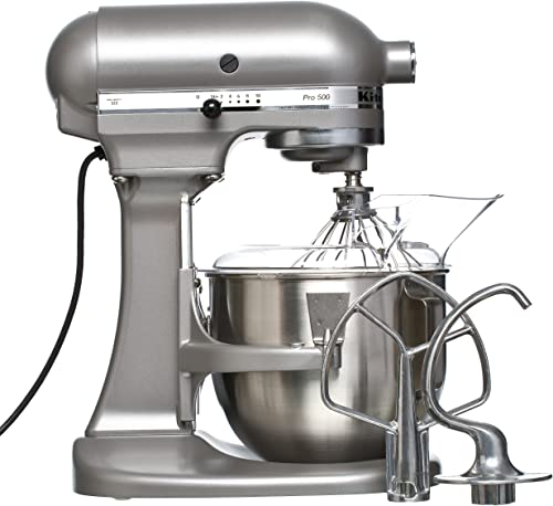 KitchenAid PRO 500 Series 5-Quart Lift Style Stand Mixer All Metal