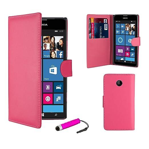 12 opinioni per 32nd Custodia a Portafoglio in Pelle PU per Nokia Lumia 530, Case Realizzato in