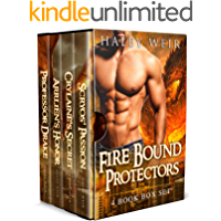 Fire Bound Protectors Box Set