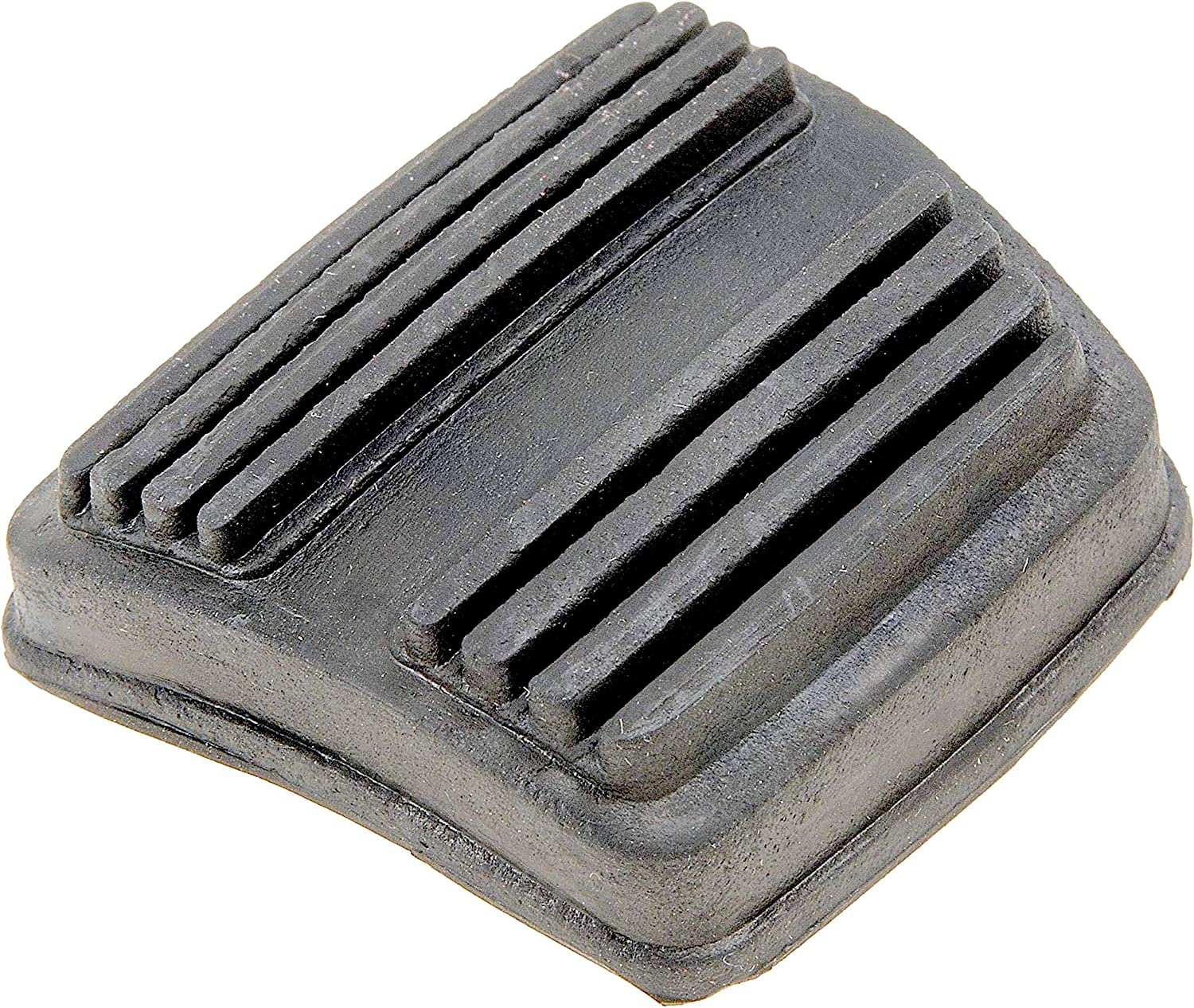 APDTY 31840 Replacement Rubber Parking Brake or Clutch Pedal Pad (1 Pad)