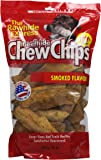 The Rawhide Express Beefhide Chew Chips Hickory Flavored 1 Pound Bag (Makes a Great Reward or Treat)