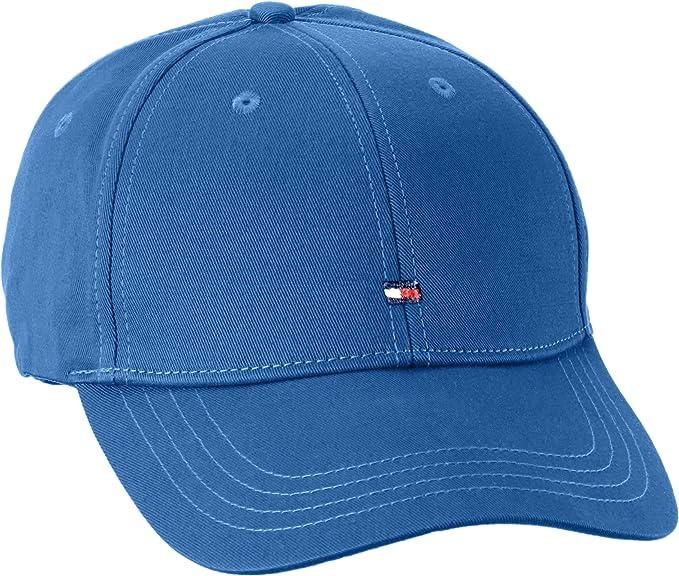Tommy Hilfiger Classic BB Cap Gorra de béisbol, Azul (Blue Ribbon ...