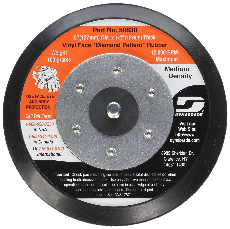 Dynabrade 50630 Rubber-Face Non-Vacuum Disc Pad