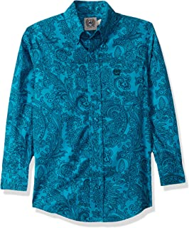 ARIAT Kids Hartings Ls Print Shirt