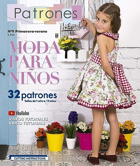 5bb1dc78d471 rivista modelli infantili no9 Moda pessimistiche