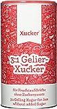 Xucker 1kg kalorienreduzierte natürliche Gelierzucker-Alternative, Xylit aus Frankreich, 3:1 Gelier-Xucker, 289