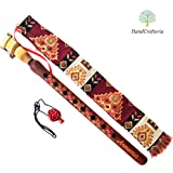 Armenian DUDUK Apricot Wood Flute Oboe Balaban Professional Woodwind Instrument for intemediate skill level - Pomegranate style - Gift national case and pomegranate necklace, Playing Instruction