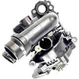 Amazon.com: New Water Pump Thermostat Assembly For VW Golf ...