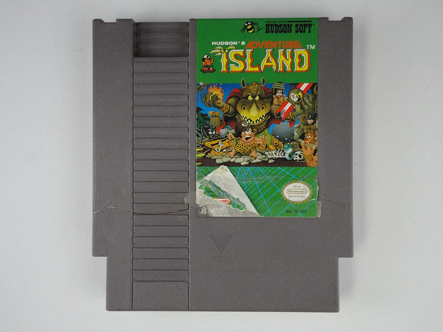 Amazon.com: Adventure Island - Nintendo NES: Video Games