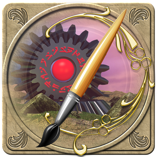 FlipPix Art - Magic Worlds ()