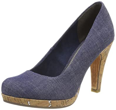 Womens 22450 Closed-Toe Pumps Marco Tozzi nhtK5