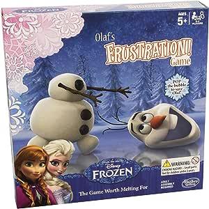 Hasbro Frozen - Juego de Mesa, de 2 a 4 Jugadores B1689 (Importado): Amazon.es: Juguetes y juegos